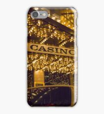 Casino Limo iPhone Case/Skin