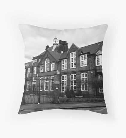 untitled #7 Throw Pillow