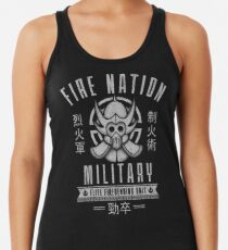 Avatar Fire Nation Women's Tank Top