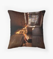 Spirits Of Students Past - Goulburn Brewery, Goulburn NSW Australia #3 Fusion- The HDR Experience Throw Pillow