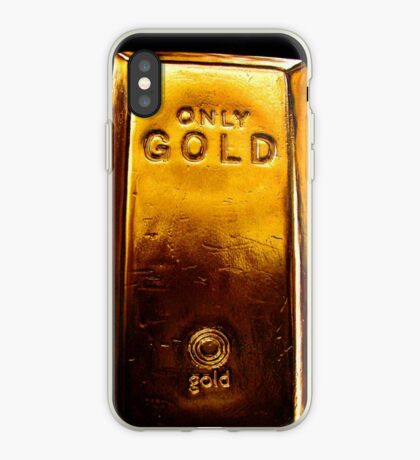 It's just gold!!! © iPhone Case