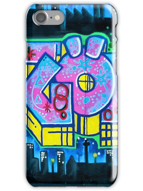 Graffiti GO by timmburgess