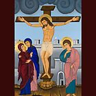 The Crucifixion by marinella