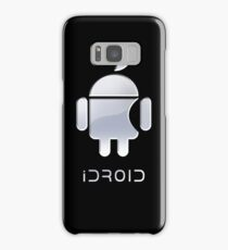 iDroid(text) Samsung Galaxy Case/Skin