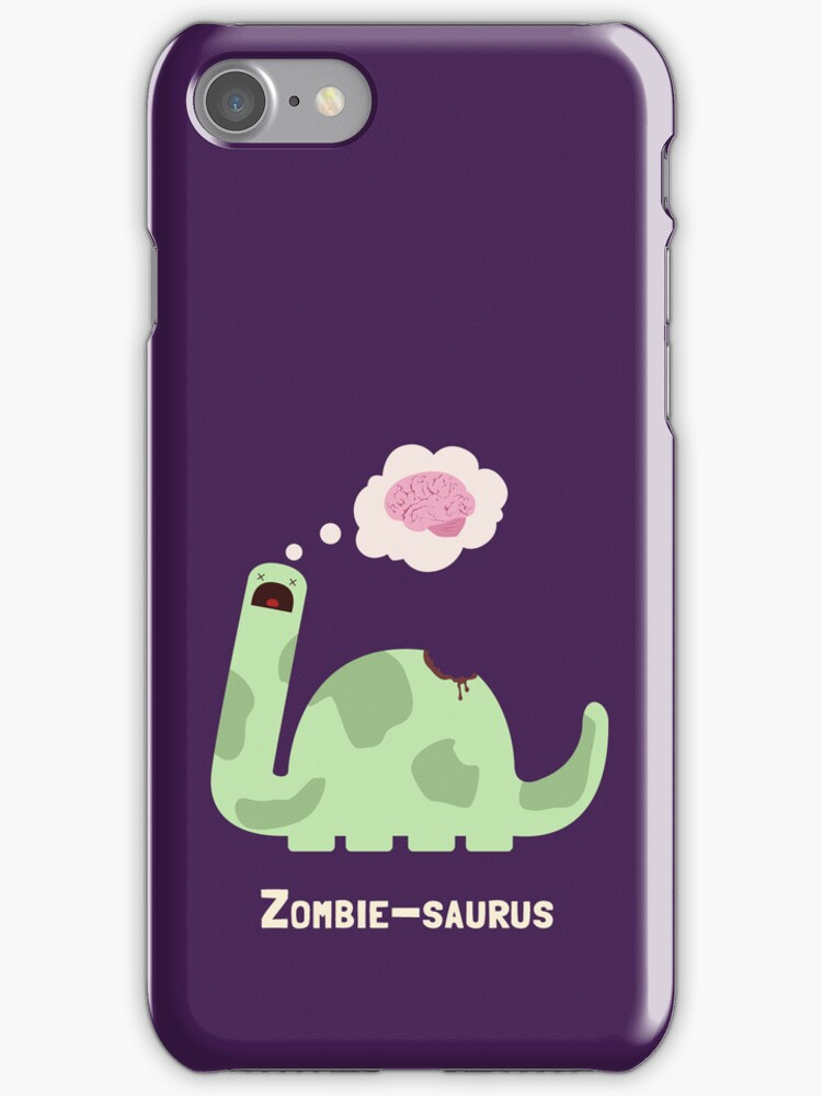 Zombie-saurus by DinobotTees