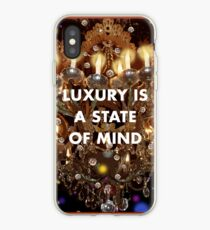 Luxury is a State of Mind iPhone Case