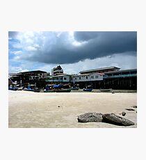 Hua Hin Shore Photographic Print