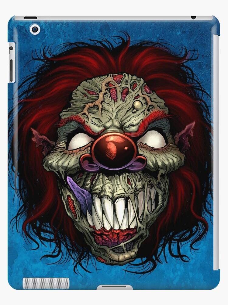 Evil Clown by Brian Allen