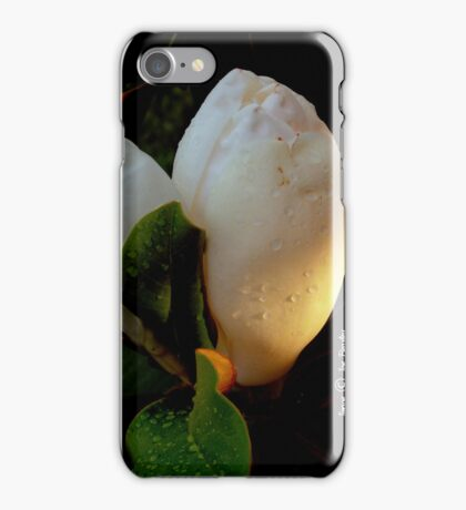 Magnolia Sunrise iPhone Case/Skin