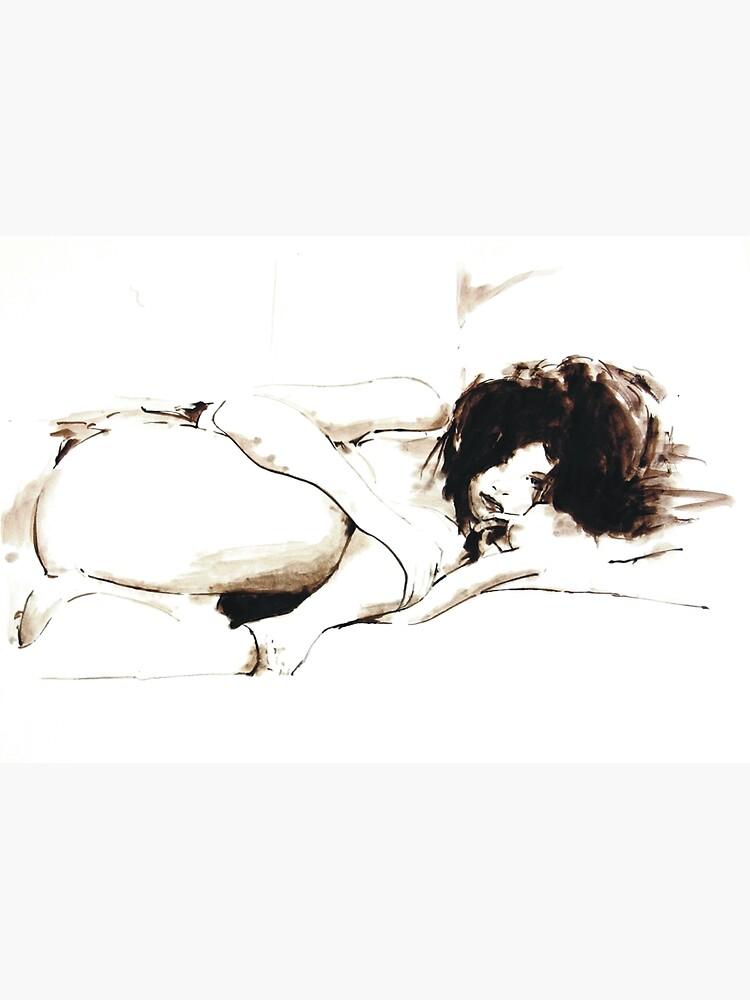 Nude II by melissamyartist