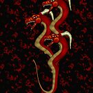 Serpent iphone case by Dawnsky2