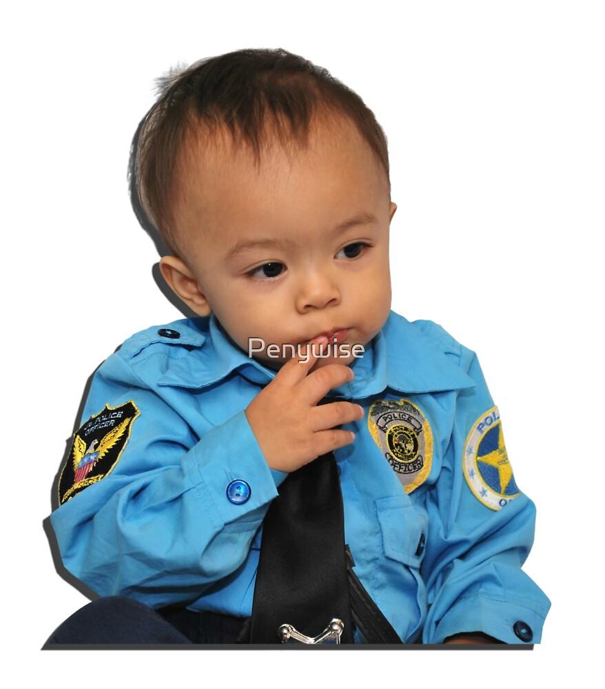 Policeman Ponder by Penywise