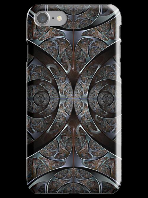 Heavy metal  ~ iPhone case by Fiery-Fire
