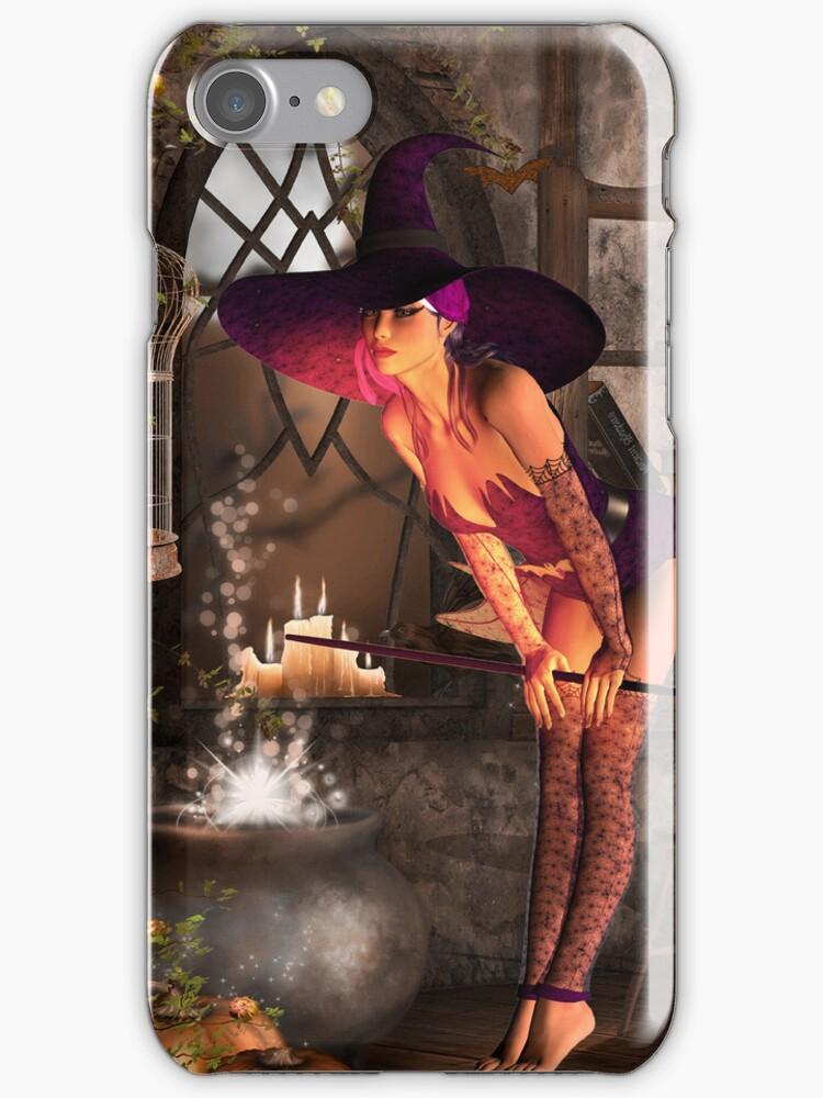 Wicked ways  ~ iPhone case by Fiery-Fire