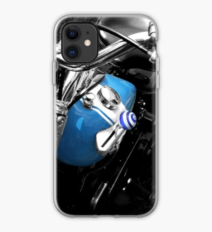 Motorcycle Tank -iPhone Case iPhone Case