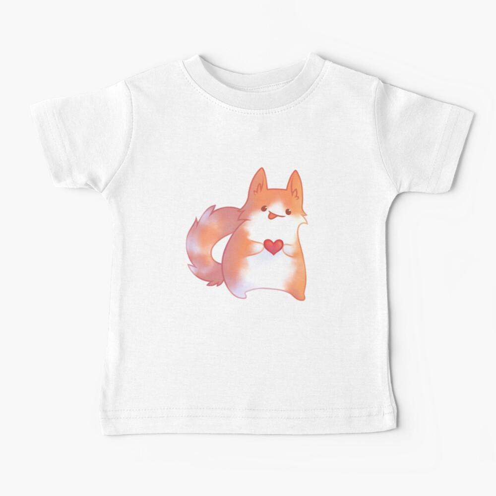 Ginger Cat Baby T-Shirt