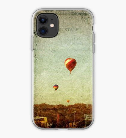 Textured Balloons - iPhone Case iPhone Case