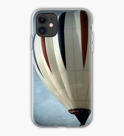 White with Stripes - iPhone Case iPhone Case