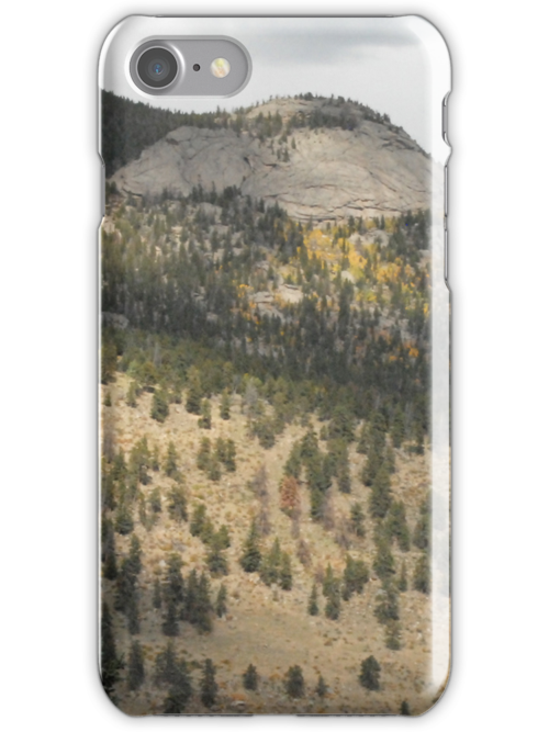 The Rockies - iPhone Case by Colleen Drew