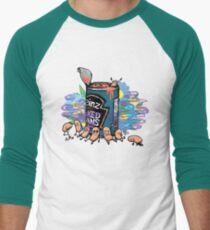 BAKED Beans Men's Baseball ¾ T-Shirt
