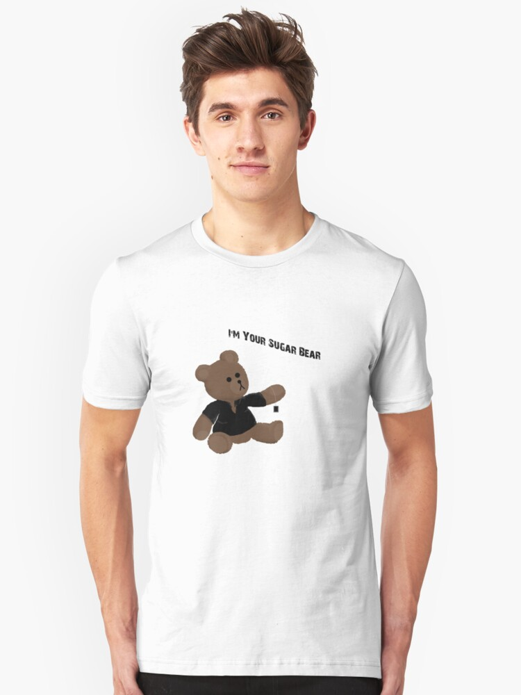 Sugar Bear Unisex T-Shirt Front