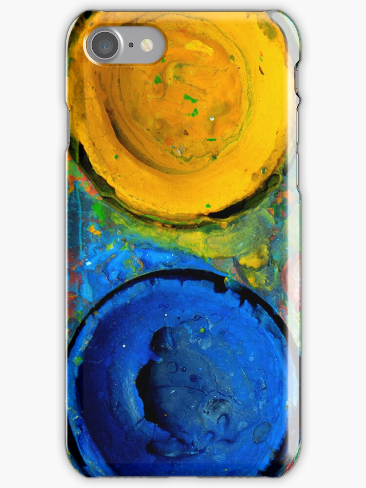 iPhone Case - Artist Pallette 6 by Orla Cahill Photography