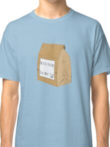 DEAD DOVE- Do Not Eat Classic T-Shirt