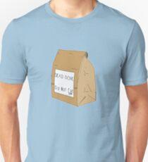 DEAD DOVE- Do Not Eat Unisex T-Shirt