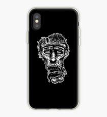 Slack-Jaw Zombie iPhone Case