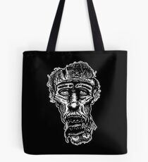 Slack-Jaw Zombie Tote Bag