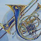 The Glow of Brass by JennyArmitage