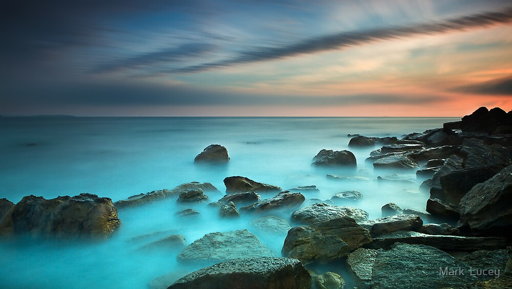 Shelly's Mist by Mark  Lucey
