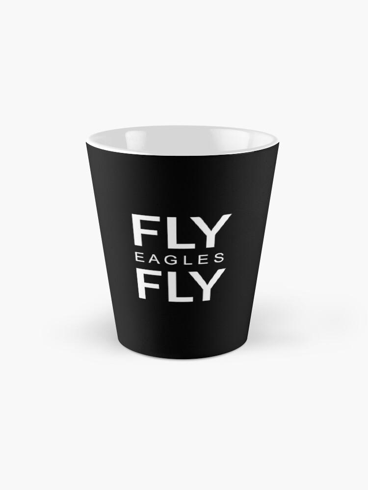 Alternative Ansicht von FLIEGEN-Adler FLIEGEN Tasse