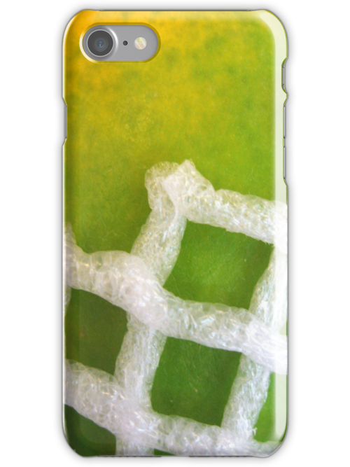 iPhone Case - Papaya in Plastic Wrap by Orla Cahill Photography