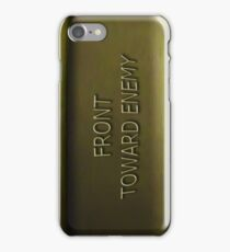 Claymore Mine 2 iPhone Case/Skin