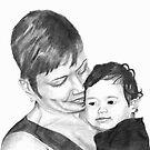 Grandma and Baby by fullpruf
