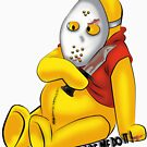 Psycho Pooh by Epicsnakehips