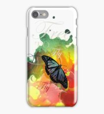 Free To Fly iPhone Case iPhone Case/Skin