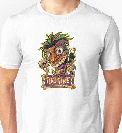 Tiki Time T-Shirt