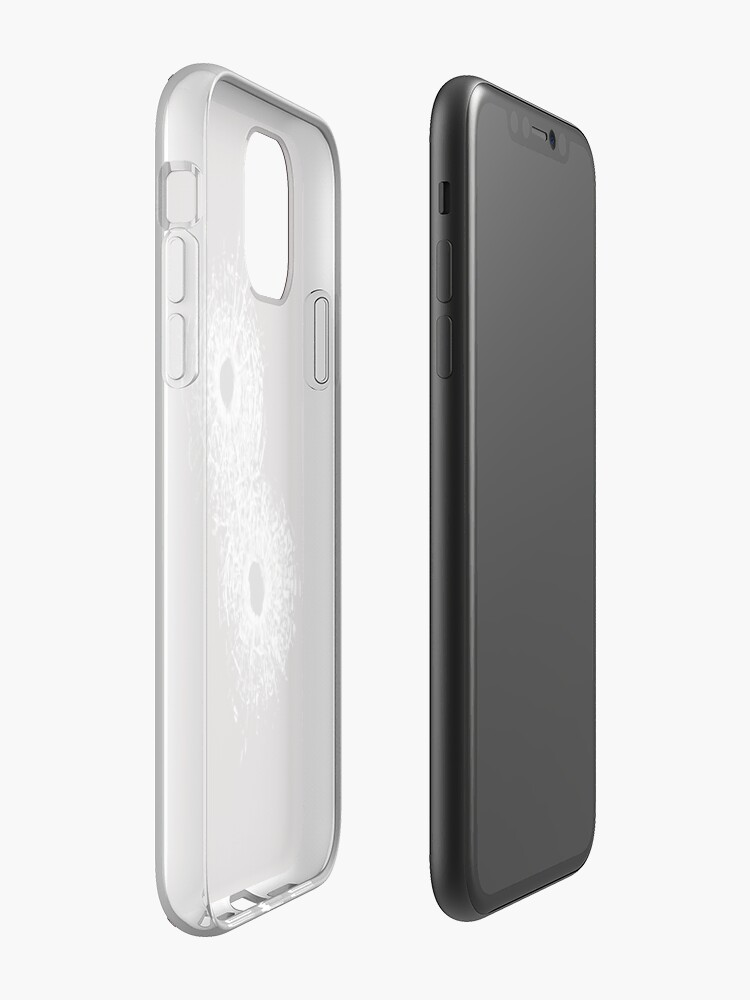 Alternate view of Bullet Holes iPhone Case & Cover