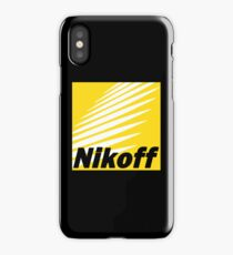 Nikoff iPhone Case iPhone Case