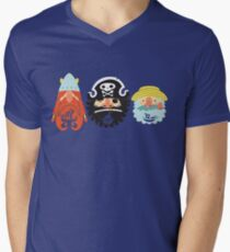 All Abeard! Men's V-Neck T-Shirt