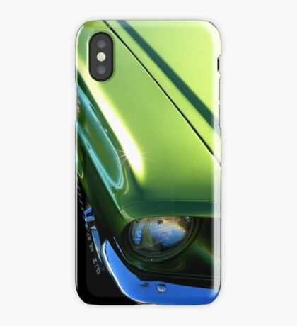 Automotive 2 iPhone Case iPhone Case/Skin