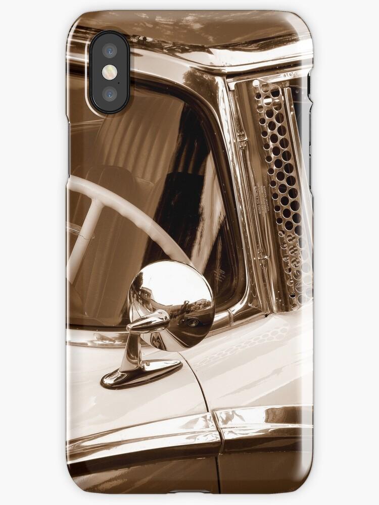 Automotive 3 iPhone Case by artisandelimage