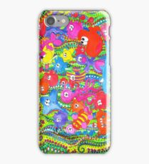 Gang's All Here: iPhone Case (full) iPhone Case/Skin