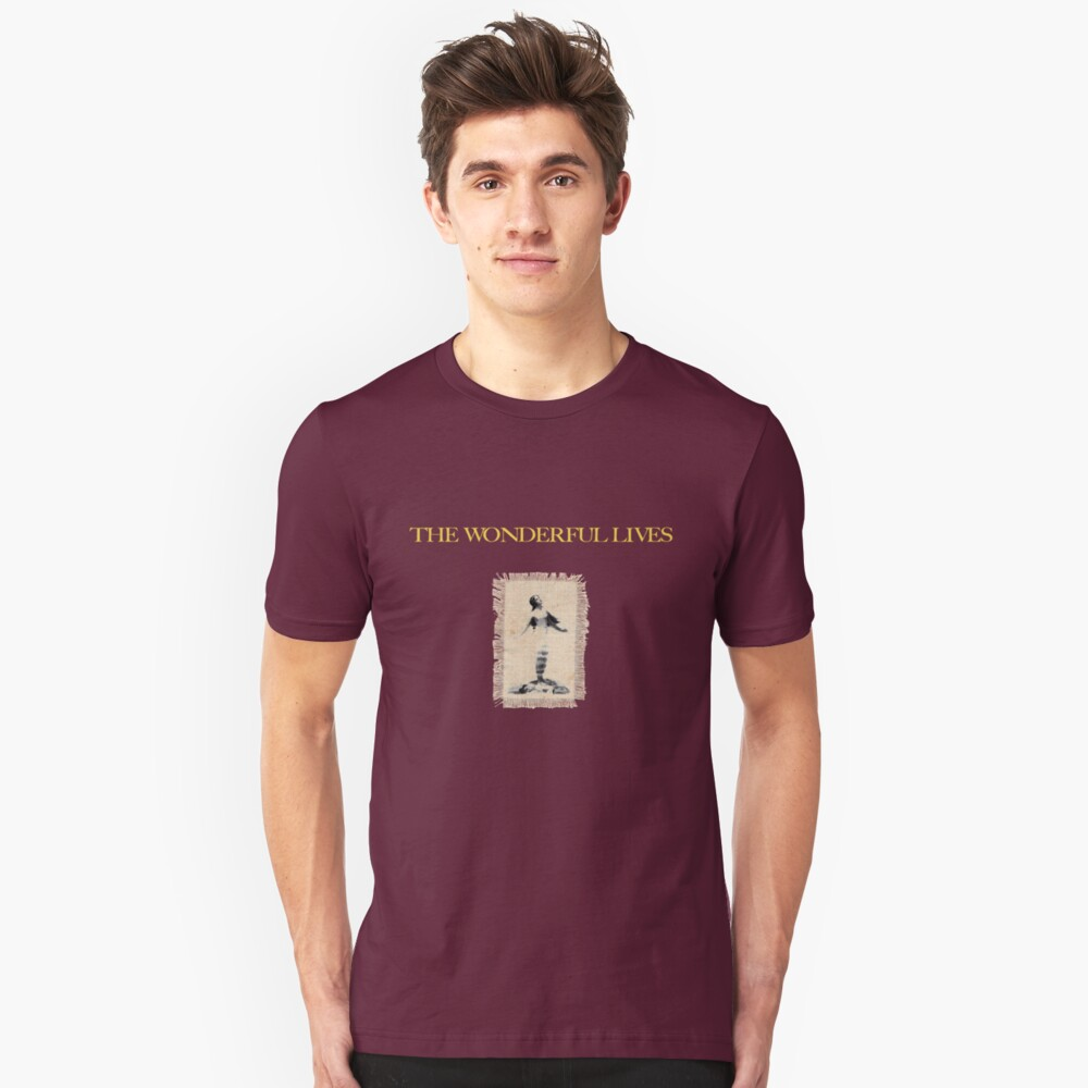 Lady in the Mist Slim Fit T-Shirt