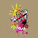 Retro Splash by rosalin