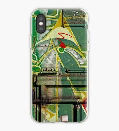 Railcar Graphics iPhone case.  iPhone Case