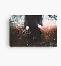 Les Limbes d'Automne Canvas Print