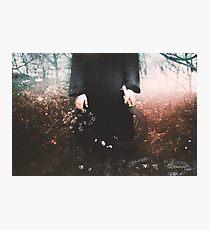 Les Limbes d'Automne Photographic Print